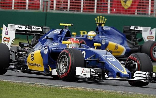 Формула-1. Підсумки сезону: Заубер - криза триває...