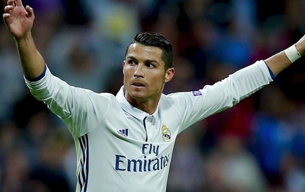 Криштіану Роналду забив свій ювілейний гол
