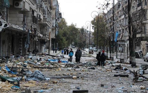 Британія викликала посла Росії через Алеппо