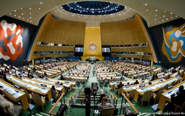 Генасамблея ООН розгляне резолюцію щодо Криму 19 грудня