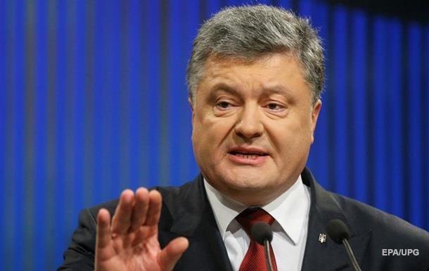 Порошенко привітав продовження санкцій проти РФ