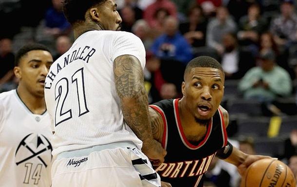 НБА. 250 очков в Денвере, победы Сан-Антонио и Милуоки