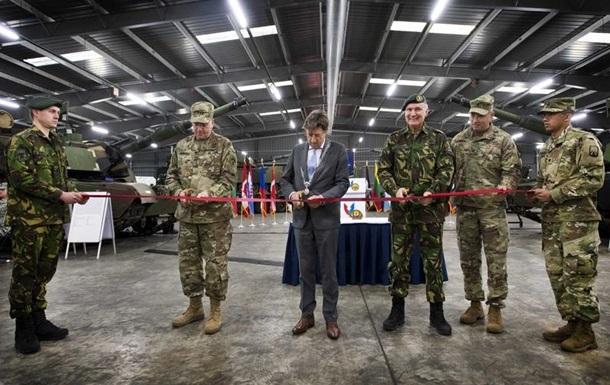 США розмістили танки в Нідерландах