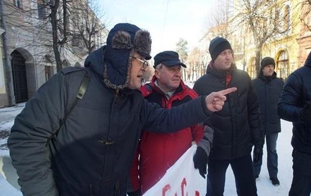 Прихильники  Кропивницького  в чергове побили людину