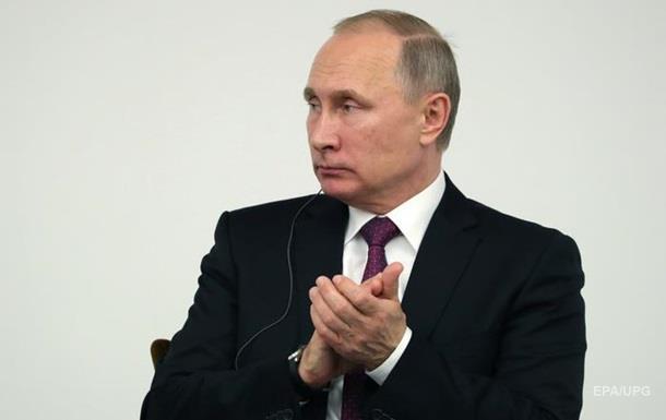В России социологи извинились за новость о плохом рейтинге Путина
