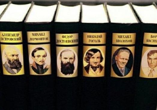 Закон о запрете русской литературы абсолютно логичен
