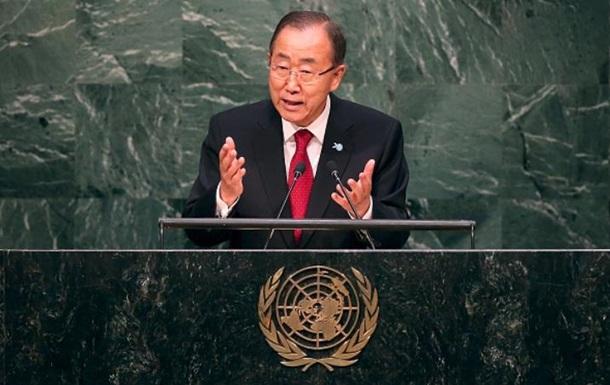 ООН: Мы подвели сирийцев