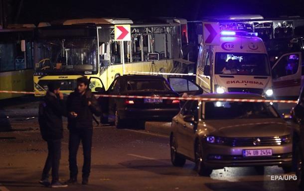 Теракт у Стамбулі: встановлено особу одного з терористів