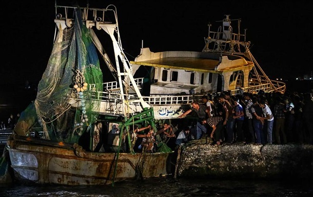Рекордное число мигрантов погибло в 2016 году