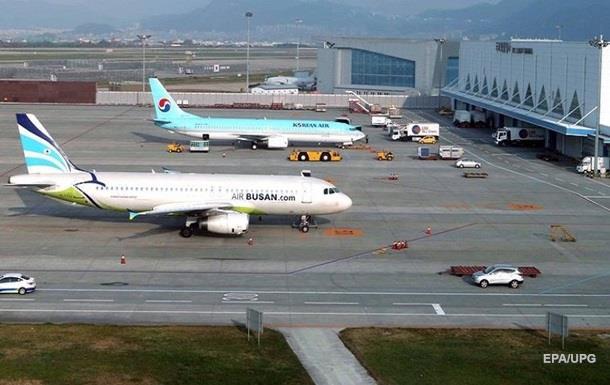 Десятки громадян Росії затримані в аеропорту Сеула