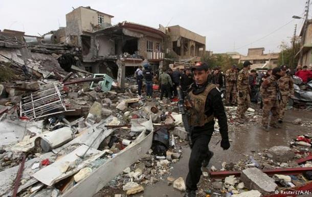 Наступ на Мосул: місто залишили близько 100 тисяч біженців