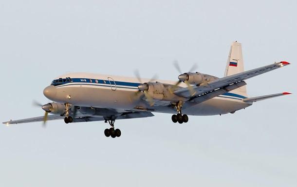 У Росії розбився літак Міноборони