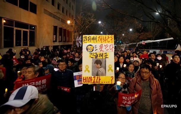 У Південній Кореї розпочався суд над подругою президента