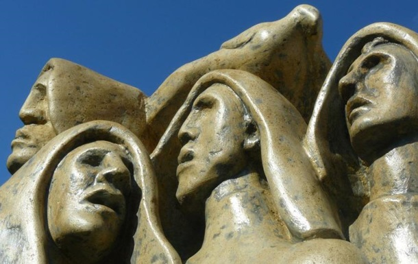 В Италии открыли памятник жертвам Голодомора