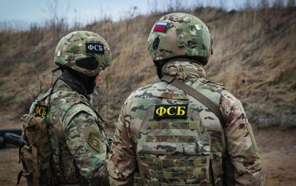 ФСБ затримала двох українців у Криму