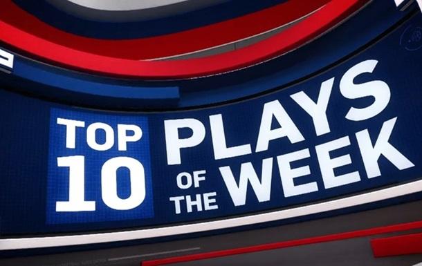 НБА. Асист Вестбрука і гейм-віннер Худа в найкращих моментах тижня