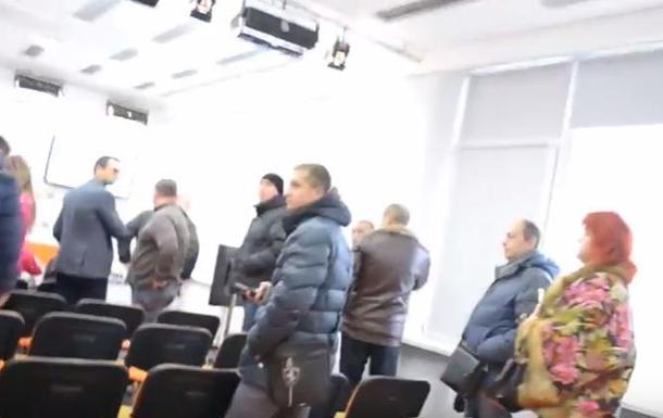 У РИА Новости заявили про напад на український офіс