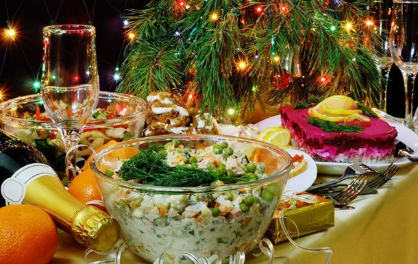 Індекс олів'є, або Новий Рік в Україні знову без салата