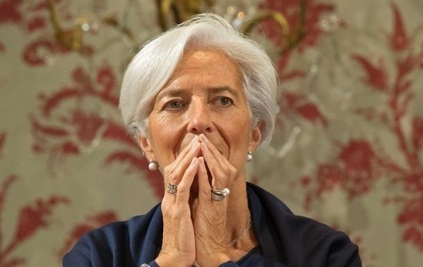 Главу МВФ Лагард признали виновной в халатности