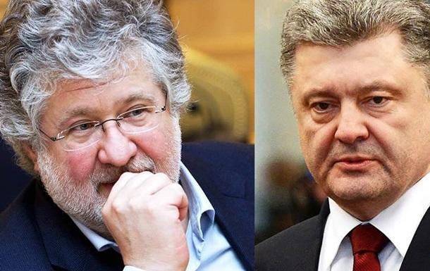 Шах Коломойскому или мат Порошенко?