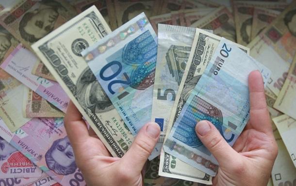 Україна збільшила зовнішній борг