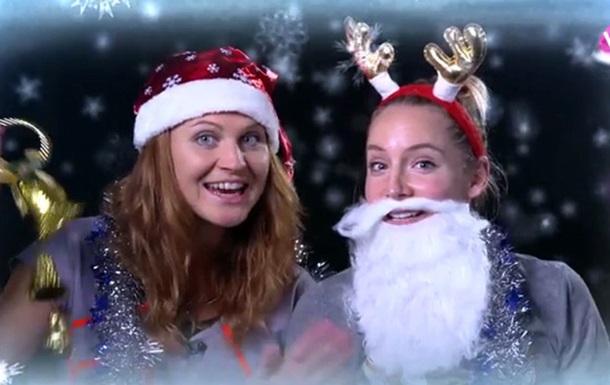 Привітання з Різдвом від зірок WTA