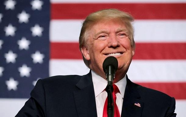 Трамп назвав свою перемогу  торжеством демократії