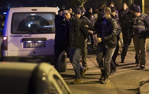 В Анкарі біля посольства США сталася стрілянина
