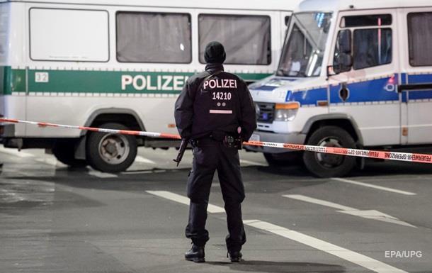 Після теракту у Німеччині спецназ провів операцію в таборі біженців