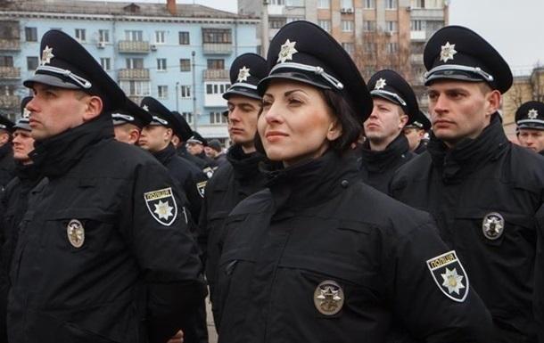 Центр Киева возьмут в оцепление 1400 полицейских