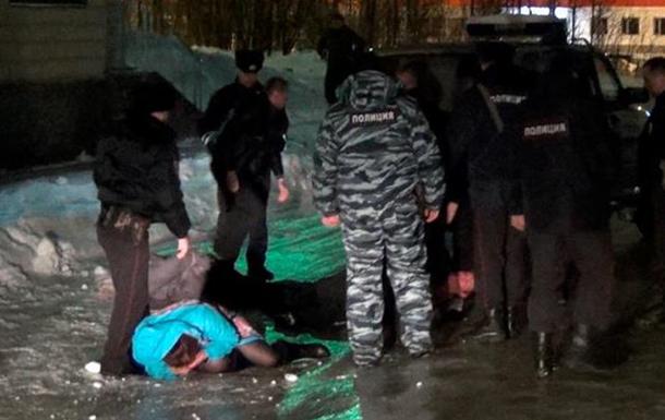 У РФ лікарі психлікарні побилися через кульку