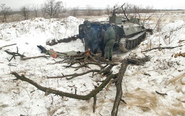 Доба в АТО: один військовий загинув, 17 поранених