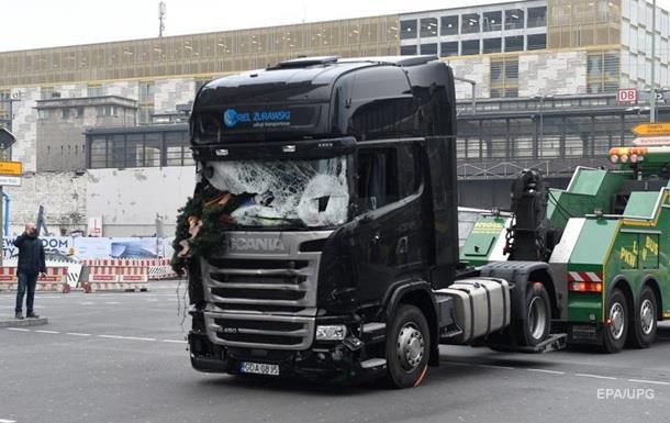 Теракт у Берліні: власник вантажівки впізнав водія