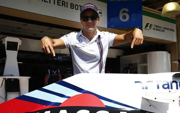 Формула-1. ЗМІ: Маса підписав контракт з Вільямс