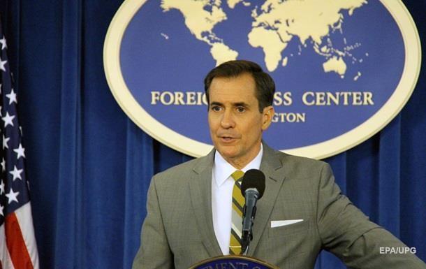 США обеспокоены всплеском насилия на Донбассе