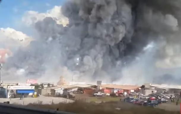 Взрыв в Мексике: число жертв возросло до 29 человек