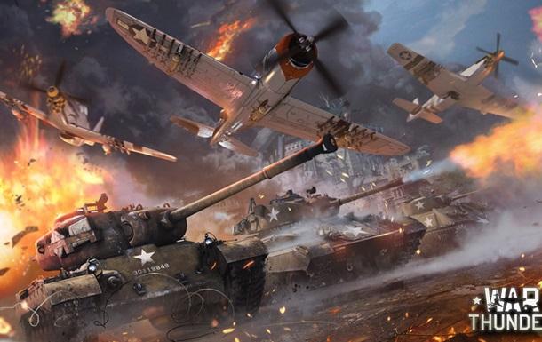 Відбувся реліз російської гри War Thunder