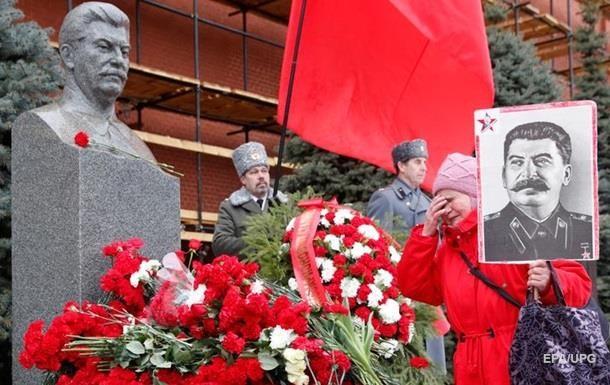 Азаров похвалив досягнення Сталіна