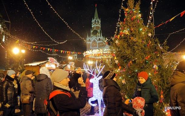 У Москві новорічні гуляння оточать вантажівками