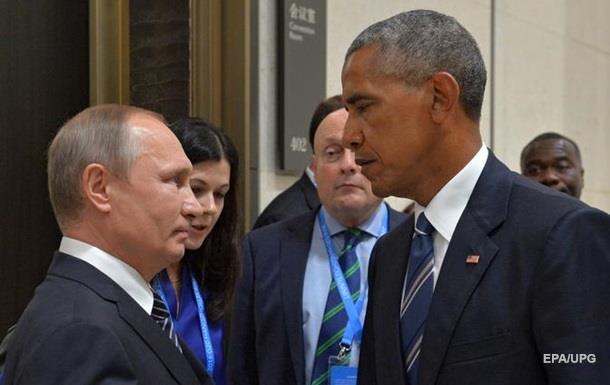 Кремль заперечує розмову Обами з Путіним по спецзв язку