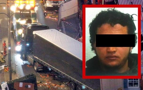 З явилося фото підозрюваного у теракті в Берліні