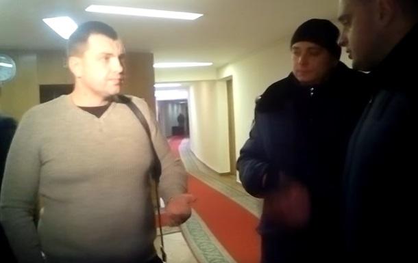 У міськраді Дніпра побилися два депутати