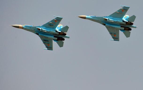 У Казахстані розбився Су-27