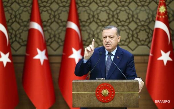 Ердоган заявив про зв язок вбивці посла РФ з Гюленом