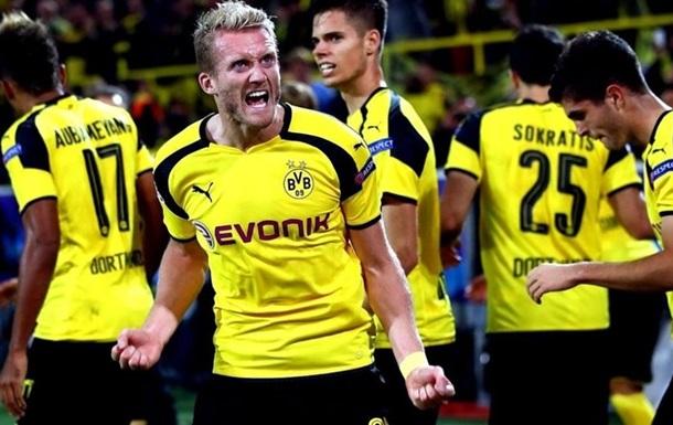 Боруссия Дортмунд не проиграла ни одного домашнего матча в 2016-м