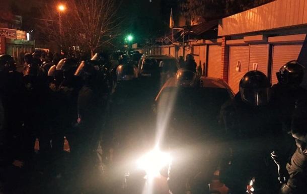 В Киеве при сносе МАФов пострадали пять человек