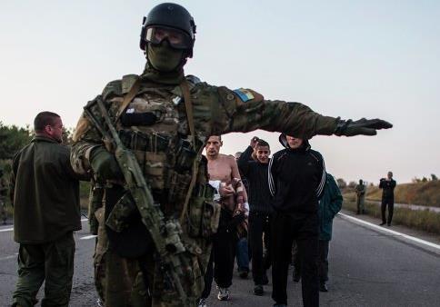 PR на пленных: реалии украинской политики