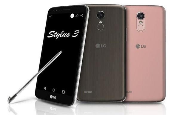 LG Stylus 3: новости