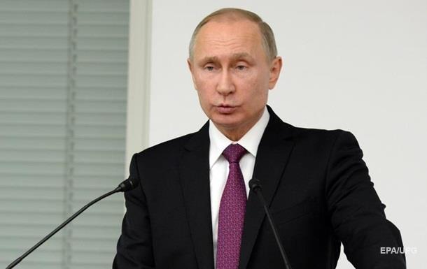 Путін: Росія сильніша за будь-якого агресора