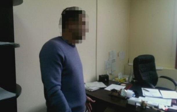 Депутат Дніпровської міськради затриманий на хабарі